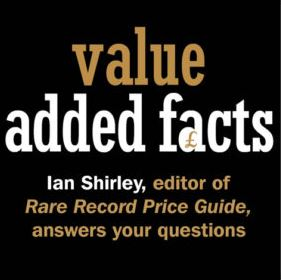 Value Added Facts - Record Collector Magazine