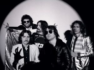 Blue 214 Yster Cult Record Collector Magazine